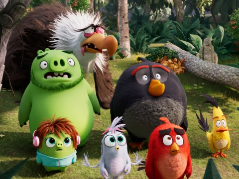 The Angry Birds Movie 2 – Leslie Jones stands out in a colourful, fun sequel