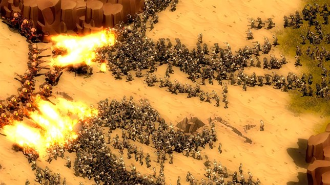 They Are Billions review – the Dark Souls of real-time strategy
