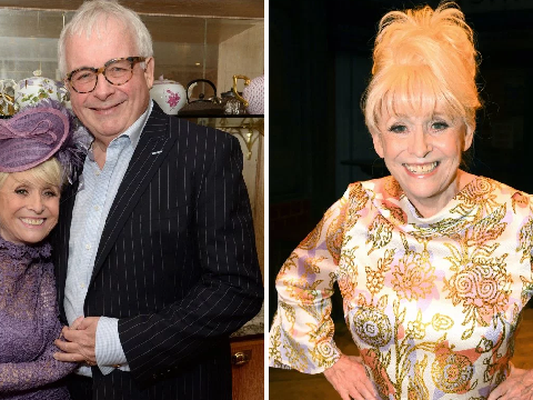 Barbara Windsor entertains guests at funeral amid dementia struggle