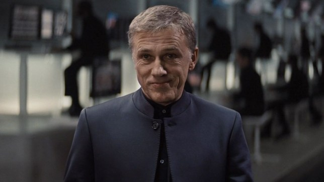 Christoph Waltz 'spotted on the set of Bond 25' hinting at the return of Blofeld