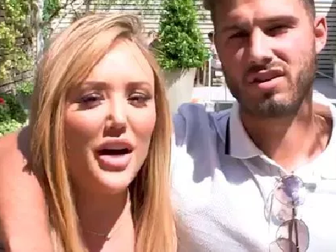 Geordie Shore's Charlotte Crosby returning to Celebs Go Dating for help with 'vicious' Joshua Ritchie arguments
