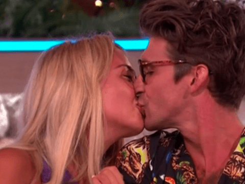 Love Island's Chris Taylor and Harley Brash go official on Aftersun