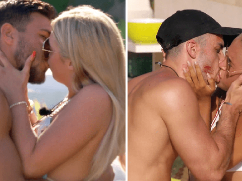 Love Island's Molly-Mae kisses two Casa Amor boys and Tommy Fury kisses Belle
