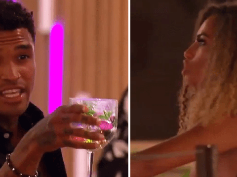 Love Island's Michael Griffiths and Amber Gill explode in huge row after recoupling: 'You're pathetic!'