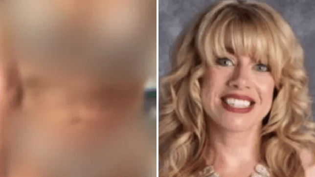 Christian Private School Teacher Married To Principal Had -8018