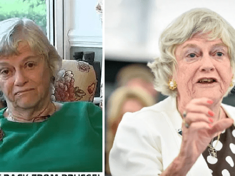 Ann Widdecombe has 'no regrets' about comparing Brexit to slaves rising up