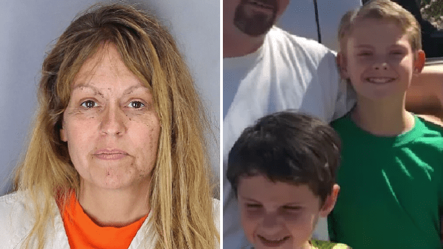 Sherri Telnas is set to face double homicide charges over claims she drowned son Jackson 10, and his brother Jacob, seven, who succumbed to his injuries on Sunday