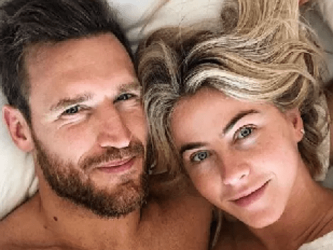 Julianne Hough visits sex therapist with husband to discover 'erotic blueprint' and it's saved their relationship