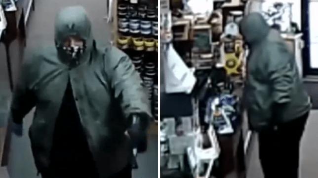 Robber, Philadelphia, Pennsylvania