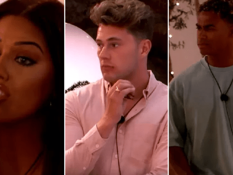 Love Island's Curtis Pritchard caused Anna Vakili and Jordan Hames fight night and everyone noticed