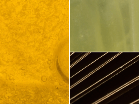 Can you guess what these close ups of everyday objects actually are?