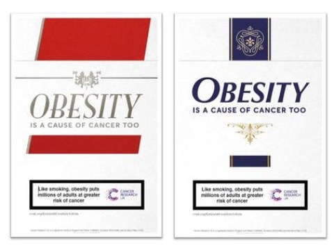 Cancer Research's obesity campaign isn't just misguided – it's dangerous