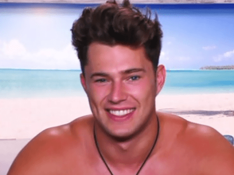 Love Island's Curtis Pritchard admits Maura Higgins 'knows what she's doing' following late-night 'grinding' session