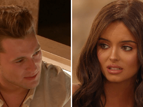 Love Island spoilers: Curtis Pritchard is forced to make his mind up between Maura Higgins and Francesca Allen