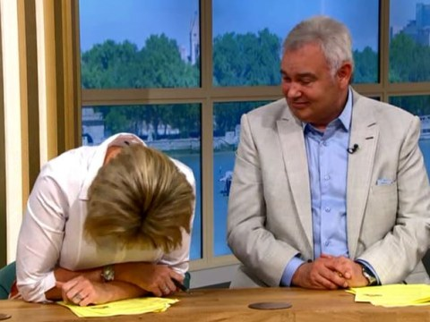 Eamonn Holmes baffled as he becomes face of erectile dysfunction pills: 'It's no laughing matter'