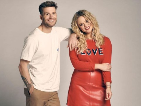 Emily Atack and Joel Dommett provide perfect remedy for the end of Love Island as they announce new dating show