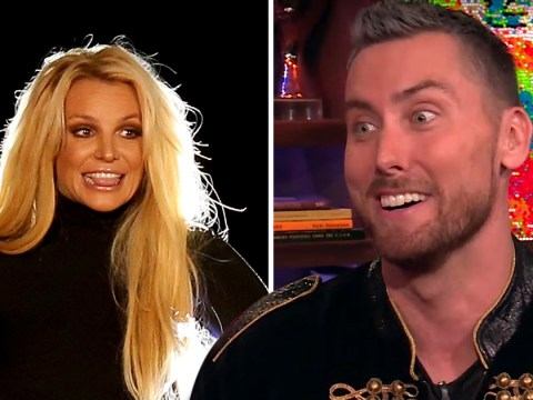 Lance Bass came out as gay to Britney Spears on her wedding night to stop her from crying