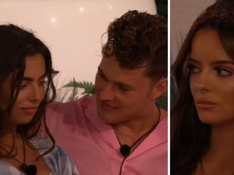 Love Island's Francesca Allen makes 'bold move' and couples up with Curtis Pritchard