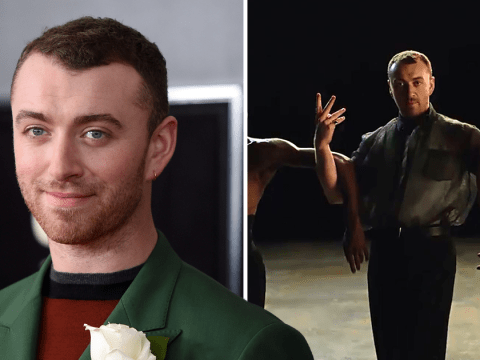 Sam Smith shows off his best moves in artistic new How Do You Sleep music video