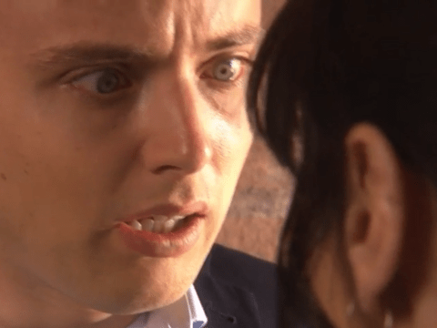 Hollyoaks spoilers: Gregory Finnegan reveals James Nightingale's torment after Harry Thompson's death