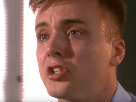 Did Harry Thompson die in Hollyoaks?