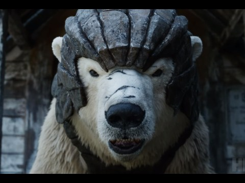 His Dark Materials extended trailer introduces fan favourite Iorek Byrnison
