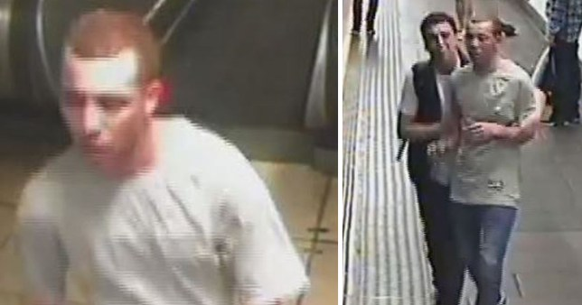 Manhunt after 'teargas' released into packed London tube carriage