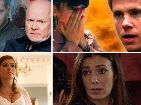 25 soap spoilers: EastEnders murder attack, Emmerdale death, Coronation Street slavery, Hollyoaks kidnap