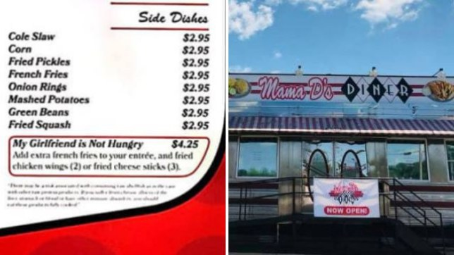 Mama D's, Girlfriend Not hungry, arkansas