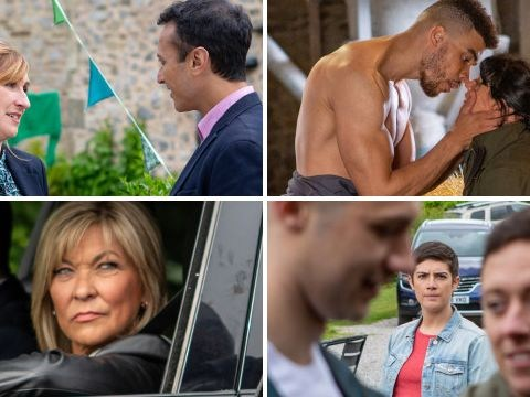 10 Emmerdale spoilers: Moira cheats, Matty in danger and Kim's new victim