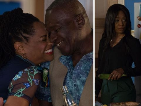 EastEnders spoilers: Patrick Trueman's new lover clashes with Denise Fox