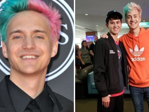 Ninja celebrates 16-year-old Fortnite World Cup Champion, before promising he'll do better next year