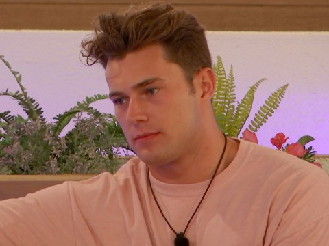 Love Island's Curtis Pritchard admits a 'weight has been lifted' after dumping Amy Hart