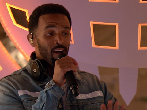 Craig David wants to be Love Island's resident pool party DJ