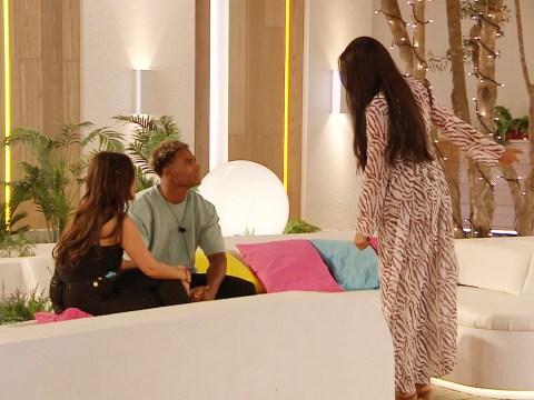 Love Island bosses hit back at claims Jordan Hames and Anna Vakili drama was staged