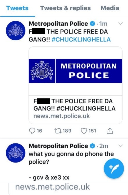 Metropolitan Police hack blamed on gang of teenage cyber