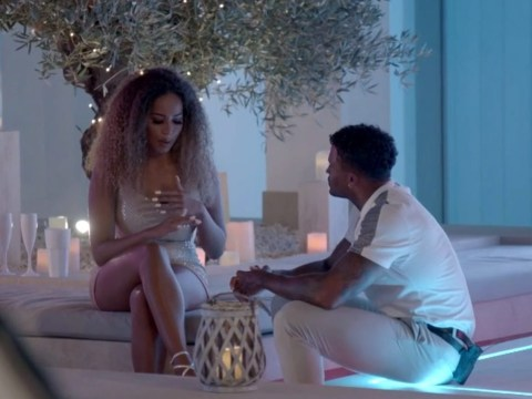 Love Island spoilers: Amber asks Michael for a second chance as Caroline Flack returns with bad news