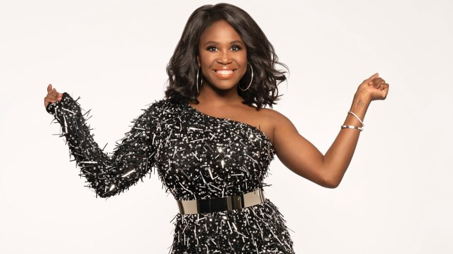 Motsi Mabuse on Strictly Come Dancing