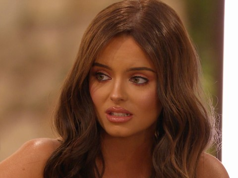 Love Island's Michael Griffiths unimpressed by Maura Higgins confession during finale
