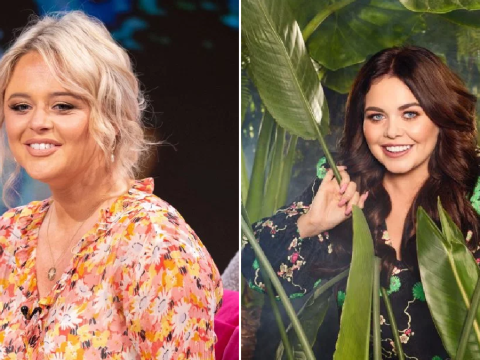 Emily Atack 'lined-up to replace Scarlett Moffatt on I'm a Celebrity Extra Camp'