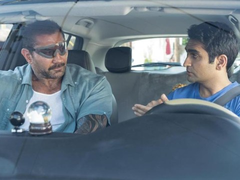 Stuber review: Dave Bautista and Kumail Nanjiani help lift a forgettable ride