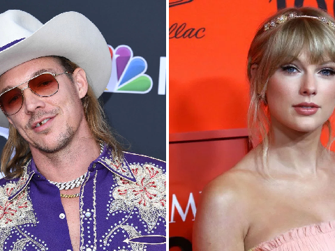 Diplo knows Taylor Swift feud made him look like 'a*****e' and he's not wrong