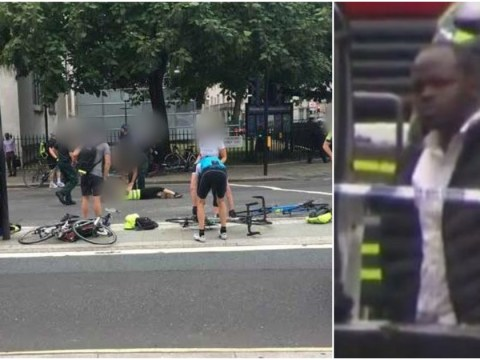 Man found guilty of trying to kill cyclists and police outside Parliament