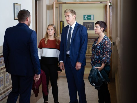 Emmerdale spoilers: Robert Sugden pleads guilty in exit storyline?