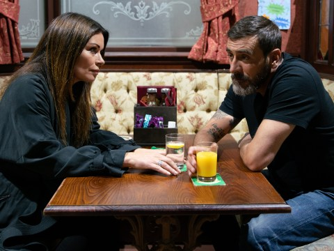 Coronation Street spoilers: Alison King reveals romantic scenes for Carla Connor and Peter Barlow