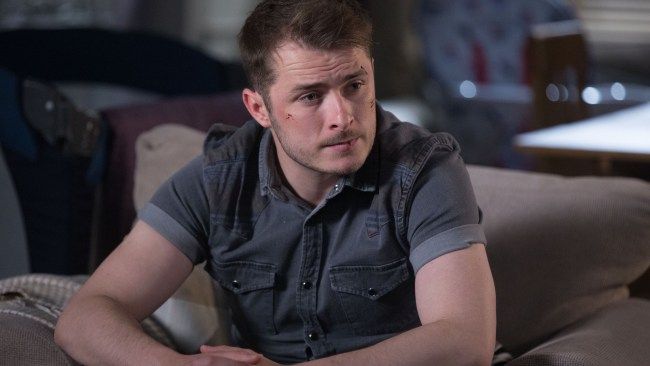 Hollyoaks spoilers: Nick Pickard reacts as Tony is dead in