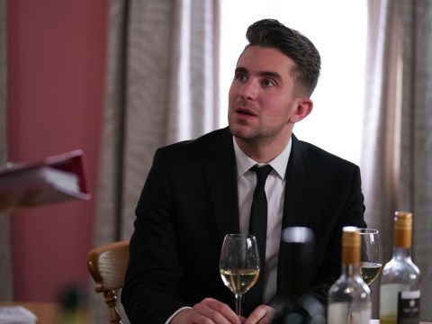 Who was Callum's friend Chris in EastEnders and how did he die?