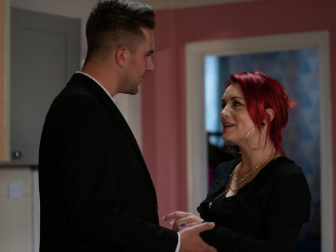 EastEnders: Shona McGarty says Whitney will 'always love' Callum after jilting him on wedding day