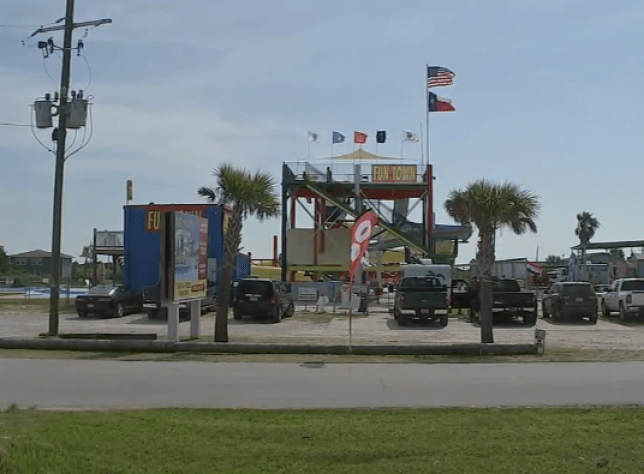 Boy, 14, critically ill after being sucked into water park