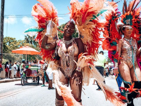 How to do Barbados' Crop Over festival like a proper Bajan